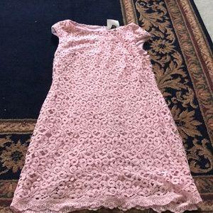 NWT PINK RALPH LAUREN DRESS
